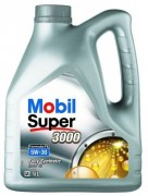 Моторное масло Mobil Super 3000 Formula FE 5W-30