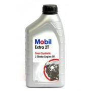 Мотоциклетное моторное масло Mobil Extra 2T (1л)