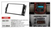 Переходная рамка Carav 11-064 Hummer, Chevrolet, Buick, Pontiac, Saturn, 2 DIN