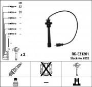 Комплект высоковольтных проводов зажигания RCEZ1201 NGK 0352