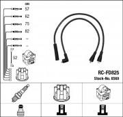 Комплект высоковольтных проводов зажигания RCFD825 NGK 8569