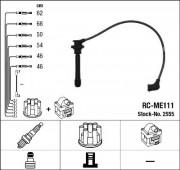 Комплект высоковольтных проводов зажигания RCME111 NGK 2555