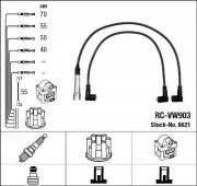 Комплект высоковольтных проводов зажигания RC-VW903 NGK 8621