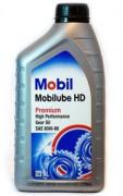 Трансмиссионное масло Mobil Mobilube HD 80W-90 GL5