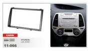Переходная рамка Carav 11-066 Hyundai i20 2009+, 2 DIN