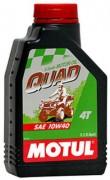 Motul Моторное масло для квадроциклов Motul Quad 4T 10W-40