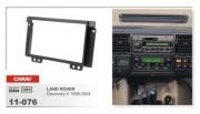Переходная рамка Carav 11-076 Land Rover Discovery II (1998 - 2004), 2 DIN