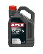 Motul Моторное масло Motul 2100 Power+ 10W40