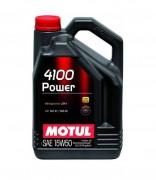 Моторное масло Motul 4100 Power 15W50
