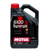 Motul Моторное масло Motul 6100 Synergie 15W50