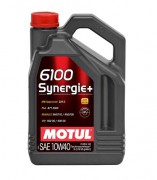 Motul Моторное масло Motul 6100 Synergie+ 10W40