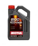 Motul Моторное масло Motul 8100 Eco-clean 5W-30 C2