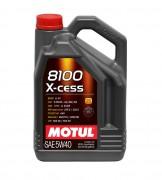 Motul Моторное масло Motul 8100 X-cess 5W40