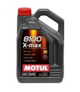 Моторное масло Motul 8100 X-Max 0W-40