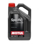 Motul Моторное масло Motul Specific VW 504.00 507.00 5W30