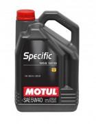 Motul Моторное масло Motul Specific VW 505.01-502.00-505.00 5W40
