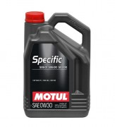 Моторное масло Motul Specific VW 506.01 506.00 503.00 0W30