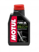 Motul Полусинтетическое мотоциклетное масло для телескопических вилок Motul Fork Oil Expert Heavy 20W (1л)