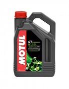 Motul Мотоциклетное моторное масло Motul 5100 4T 15W-50