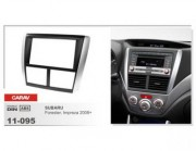 Переходная рамка Carav 11-095 Subaru Forester, Subaru Impreza (2008+), 2 DIN