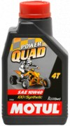 Motul Моторное масло для квадроциклов Motul Power Quad 4T 10W-40