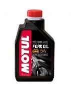 Motul Синтетическое мотоциклетное масло для телескопических вилок Motul Fork Oil Factory Line 5W (1л)