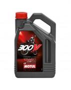 Motul Мотоциклетное моторное масло Motul 300V 4T Factory Line 15W60 Off Road