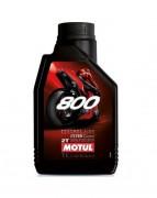 Motul Мотоциклетное моторное масло Motul 800 2T Factory Line Road Racing (1л)