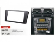 Carav Переходная рамка Carav 11-108 Toyota Avensis (2002 - 2008), 2 DIN