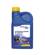 Минеральное трансмиссионное масло North Sea Autogear Power EP 80W-90 GL4