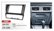 Переходная рамка Carav 11-125 BMW 3-Series (E90, E91, E92, E93) 2004+, 2 DIN