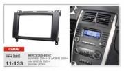 Переходная рамка Carav 11-133 Mercedes-Benz A (W169), В (W245), Sprinter 2006+, Vito (W639) 2006 - 2014 / VW Crafter, 2DIN