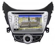 Штатная магнитола nTray 8748 для Hyundai Elantra 2012