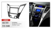 Переходная рамка Carav 11-140 Hyundai Sonata YF 2010+ (Comfort Type), 2 DIN