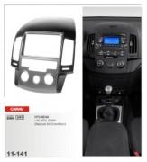 Carav Переходная рамка Carav 11-141 Hyundai i30 (FD) 2008+, 2 DIN (кондиционер)