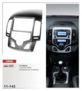 Переходная рамка Carav 11-142 Hyundai i30 (FD) 2008+, 2 DIN (климат контроль)