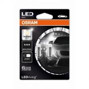 Комплект светодиодов Osram LEDriving Premium 3850WW-02B (T4W)