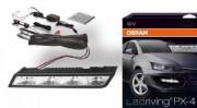 Фары дневного света Osram LEDriving PX-4 (LED DRL 401)
