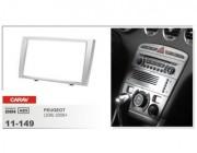 Переходная рамка Carav 11-149 Peugeot 308 (2008+), 2 DIN