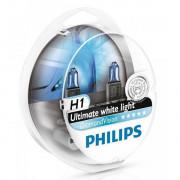 Комплект галогенных ламп Philips Diamond Vision PS 12258 DV S2 (H1)