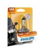 Philips Лампа галогенная Philips Vision 12342 PR B1 (H4)