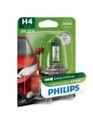 Philips Лампа галогенная Philips LongLife EcoVision PS 12342 LLECO B1 (H4)