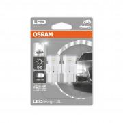 Комплект светодиодов Osram LEDriving SL 7706CW-02B (W21W)