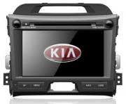 Штатная магнитола PMS KSP-7551 для Kia Sportage
