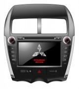 Штатная магнитола PMS MAX-7568 для Mitsubishi ASX