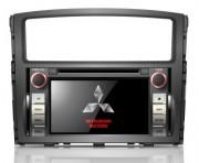 Штатная магнитола PMS MPW-7589 для Mitsubishi Pajero IV Wagon