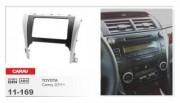 Carav Переходная рамка Carav 11-169 Toyota Camry (2011+), 2 DIN