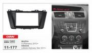 Переходная рамка Carav 11-177 Mazda 5 Premacy (2010+), Nissan Lafesta Highway Star (2011+), 2 DIN