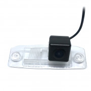 Камера заднего вида My Way MW-6233 для Hyundai Elantra, Accent, Tucson, Sonata YF, LF, ix55, Veracruz / Kia Sorento