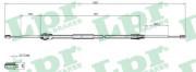 Трос стояночного (ручного) тормоза LPR C0002B